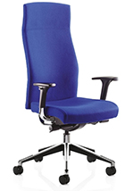 Ocee Design Class HB Task Chair blue