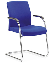 Ocee Design Class CL3 Visitor cantilever chair
