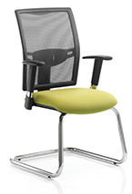Ocee Design Fresh Visitor cantilever chair