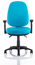 Ocee Design Tick task chair no headrest